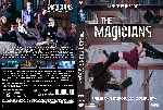 carátula dvd de The Magicians - Temporada 01 - Custom