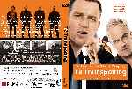 carátula dvd de T2 Trainspotting - Custom - V3