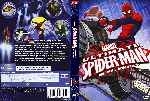 carátula dvd de Ultimate Spider-man - Volumen 01 - Spider-tech - Custom