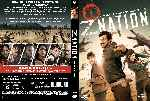 carátula dvd de Z Nation - Temporada 01 - Custom - V2