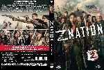 carátula dvd de Z Nation - Temporada 02 - Custom - V2