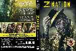 carátula dvd de Z Nation - Temporada 03 - Custom