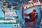 carátula dvd de Ultimate Spiderman - Volumenes 01-02