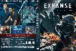 carátula dvd de The Expanse - Temporada 02 - Custom