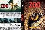 carátula dvd de Zoo - Temporada 03 - Custom