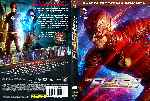 carátula dvd de The Flash - 2014 - Temporada 04 - Custom