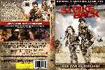 carátula dvd de Strike Back - Temporada 01 - Custom - V2