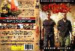 carátula dvd de Strike Back - Temporada 04 - Custom - V2