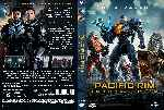 carátula dvd de Pacific Rim - Insurreccion - Custom