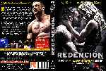 carátula dvd de Redencion - 2015 - Custom