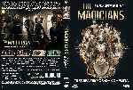 carátula dvd de The Magicians - Temporada 03 - Custom