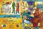 carátula dvd de Dragon Ball Super - La Saga De La Resurreccion De F - Custom