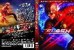 carátula dvd de The Flash - 2014 - Temporada 04 - Custom - V2