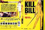carátula dvd de Kill Bill - Volumen 1 - Custom - V2