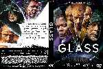 carátula dvd de Glass - Custom - V3