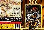 carátula dvd de Zoo - Temporada 01-03 - Custom