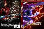 carátula dvd de The Flash - 2014 - Temporada 05 - Custom