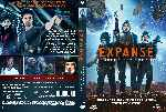 carátula dvd de The Expanse - Temporada 03 - Custom