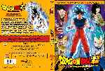 carátula dvd de Dragon Ball Super - La Saga Del Torneo Del Poder - Box 9 - Custom