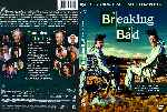 carátula dvd de Breaking Bad - Temporada 02 - Custom - V2