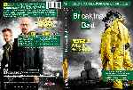 carátula dvd de Breaking Bad - Temporada 03 - Custom - V3