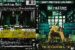carátula dvd de Breaking Bad - Temporada 05 - Custom - V5