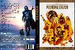 carátula dvd de The Mandalorian - Temporada 02 - Custom - V2