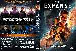 carátula dvd de The Expanse - Temporada 05 - Custom