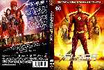 carátula dvd de The Flash - 2014 - Temporada 07 - Custom