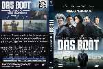 carátula dvd de Das Boot - El Submarino - 2018 - Temporada 01 - Custom