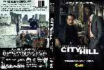carátula dvd de City On A Hill - Temporada 01 - Custom