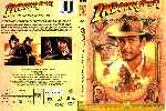 carátula dvd de Indiana Jones Y La Ultima Cruzada - Custom