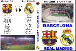 carátula dvd de Barcelona - Real Madrid - 5-0 - 1993-1994 - Custom