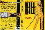 carátula dvd de Kill Bill - Volumen 1