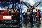 carátula dvd de X-men 3 - La Decision Final