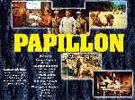 carátula dvd de Papillon - 1973 - Inlay