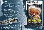 carátula dvd de Papillon - 1973 - Iconos De Hollywood - El Pais