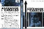 carátula dvd de Ascensor Para El Cadalso - The Criterion Collection - Custom