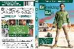 carátula dvd de Breaking Bad - Temporada 01 - Custom