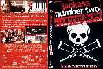 carátula dvd de Jackass Number Two - Unrated - Custom