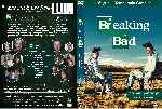 carátula dvd de Breaking Bad - Temporada 02 - Custom