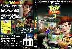 carátula dvd de Toy Story 3 - Custom