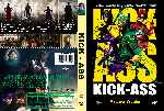 carátula dvd de Kick-ass - Custom - V2