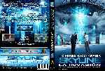 carátula dvd de Skyline - La Invasion - Custom - V3