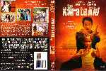 carátula dvd de The Karate Kid - 2010 - Alquiler