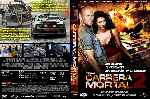 carátula dvd de Carrera Mortal 2 - Custom - V2