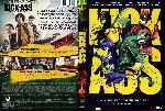 carátula dvd de Kick-ass - Custom - V7