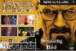 carátula dvd de Breaking Bad - Temporada 04 - Custom