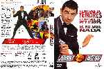 carátula dvd de Johnny English