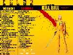 carátula dvd de Kill Bill - Volumen 1-2 - Custom - Inlay